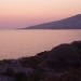 Sunset in Saranda...