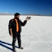 This white desert is really an impressive place...