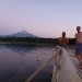 ... and with a free view on the Villarrica volcano