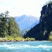The Futaleufú river close to the Carretera Austral, here we decided to...