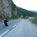 Taking pics on the road in Bosnia 1