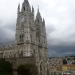 Notre Dame copy in Quito