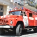 A firefighters car... hope it works :-)