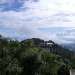 Overlooking Mr Lama\'s residence and enjoying a wonderful cloud spectacle