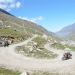 Right turn to Spiti Valley and here we go on the dirt track - we didnt know yet how hard this day will be...
