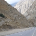 The way from the seaside to Teheran goes through endless canyons