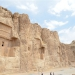 These tombs are from approx. 1000 BC...