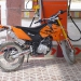 ...but found a fake KTM Bike...