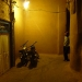 The old city of Yazd with its mud brick houses and narrow streets, just beautiful