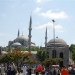 The impressive Hagia Sophia