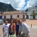 Exploring La Candelaria with Eugenie and Eva