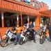 Arriving at KTM Malaysia, where Leong...