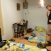 This is how a room looks after 3 weeks :-)