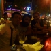 One of the KTM riders we met in Penang invites us to explore KL's great night life