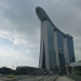 Definitely one of the highlights of Singapore, the Marina Bay Hotel..