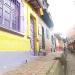First Bogota impressions: the old city centre La Calendaria