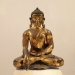 Buddha Statue in the Nepal Museum in Patan.. which btw. had been built up with Austrian help