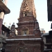 in Patan, many temples are hidden in courtyards