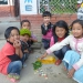 Kids in Dhunche