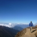 The trek up to the holy lakes is just incredible...