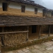 Typical Nepali mud-brick houses