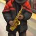 Saxophonist in the NYC metro