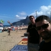 Finally we arrive in Rio, Ipanema we´re coming!! :-)