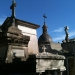 The famous cemetary in the Recoleta district (that´s one where you think you´re in Paris :-))