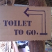At Koh Li Pe you can have take away toilets. That's quite a business idea :)
