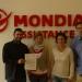 Vielen Dank an Mondial für die Reiseversicherung!!